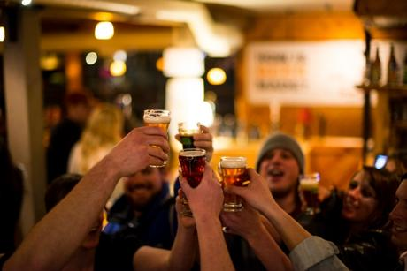 TOUR & TASTE THE BEST BREWS IN TOWN