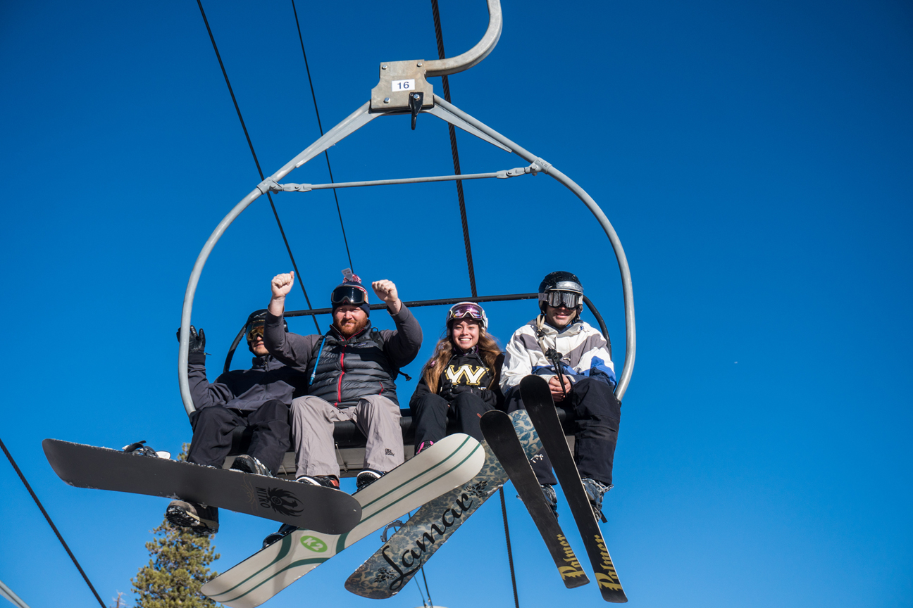 Mammoth Mountain open til August!