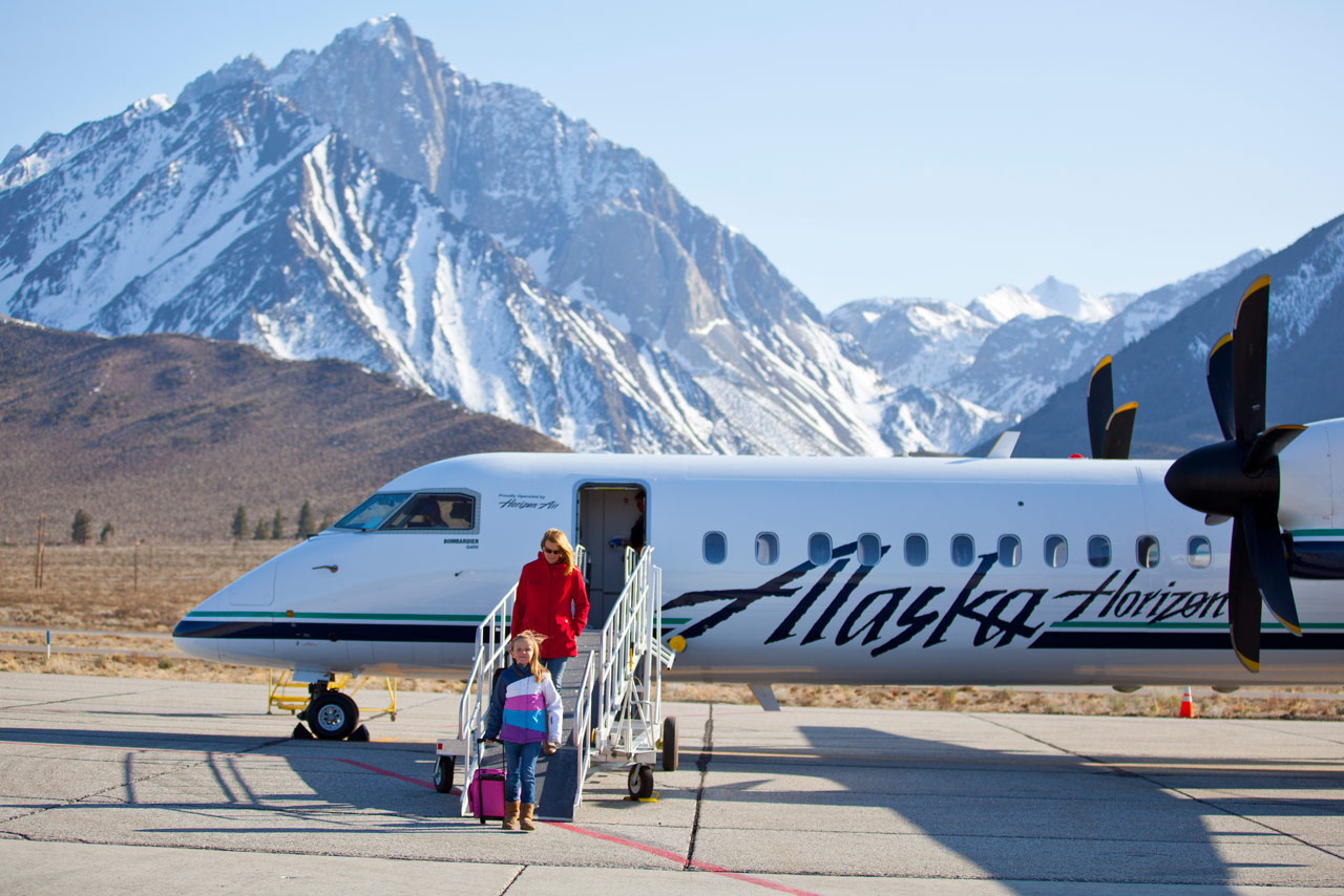 Flights to Mammoth from $64