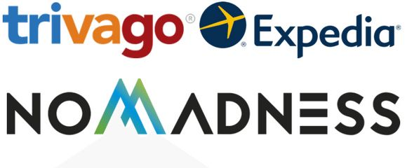 Trivago, Expedia & Nomadness Together