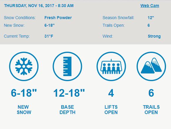 snow 11-17