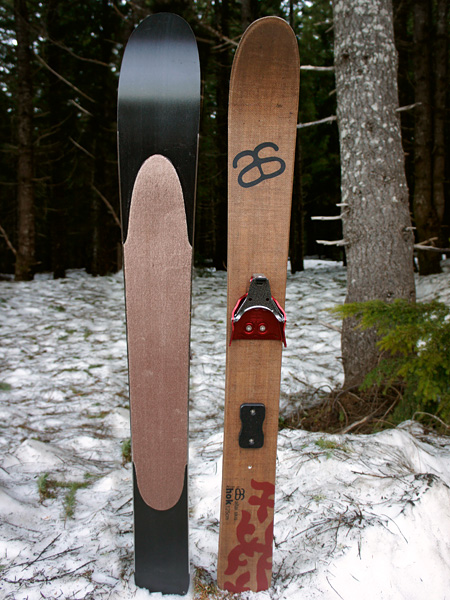 What the heck are Altai Skis?