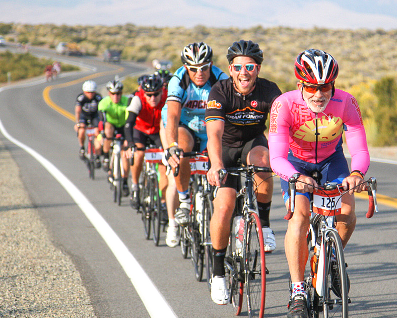 The Ultimate Mammoth Gran Fondo!